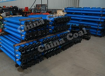 DW10-300/100X Single Hydraulic Prop Mining Underground Hydraulic Prop For Sale