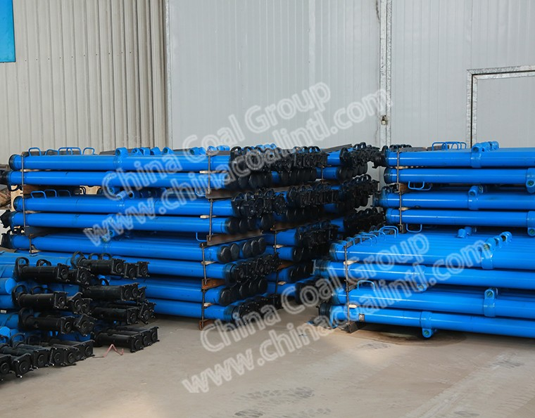 Mining Support Equipment DW40-250/110X Suspension Hydraulic Prop
