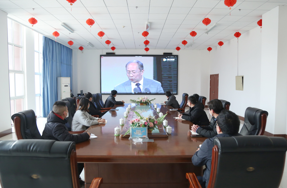Jining Gongxin Business Vocational Training Institute Organizes