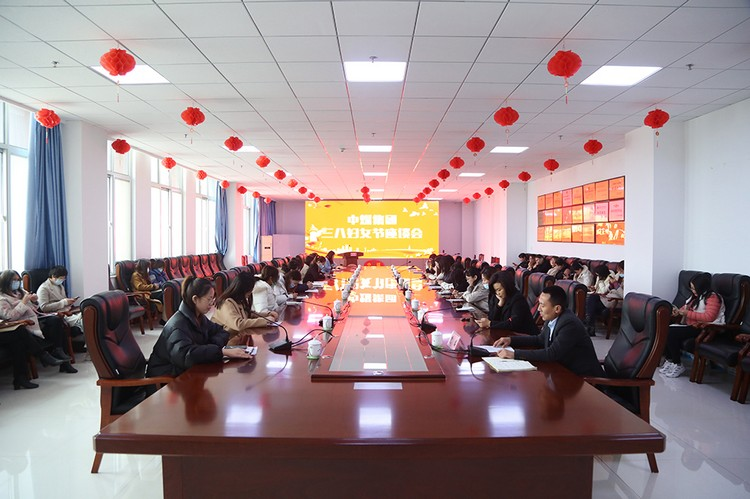 China Coal Group Held A Symposium To Celebrate The